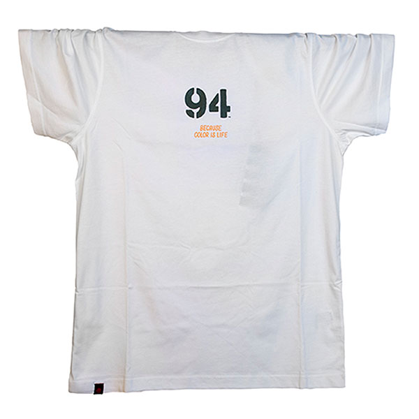 MTN T-Shirt Boy White 94