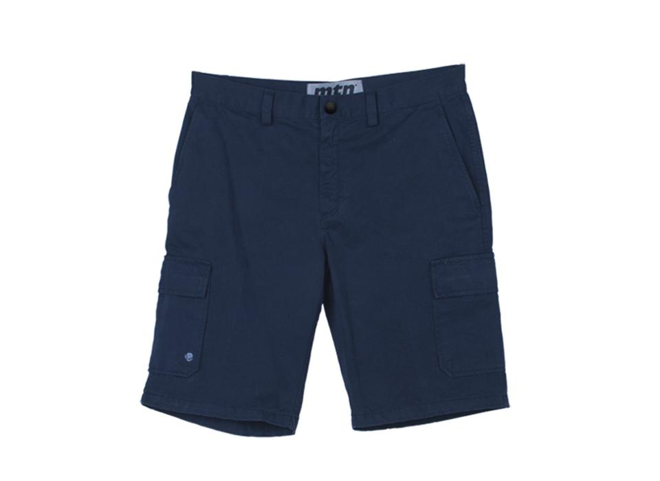 MTN Cargo Shorts Blue