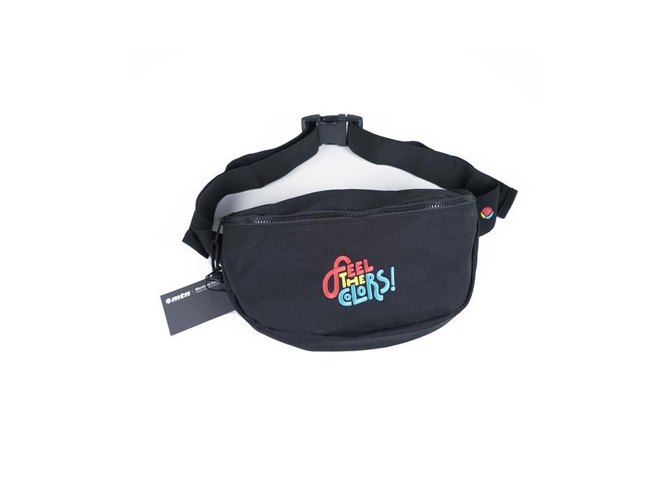 "MTN Fanny Bag ""Feel The Colors"""