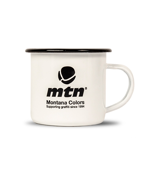 MTN Emaille-Becher
