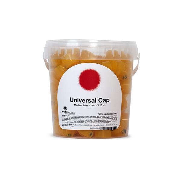 MTN Universal Yellow Skinny Caps 120 Bucket