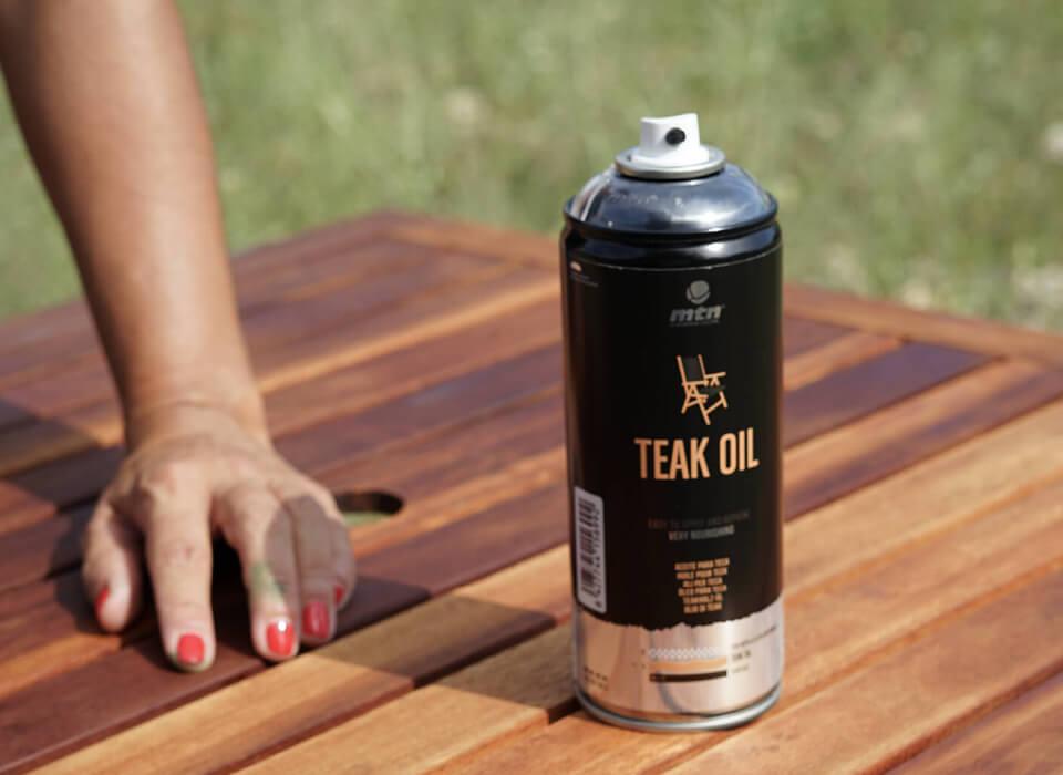 MTN PRO Teak-Öl