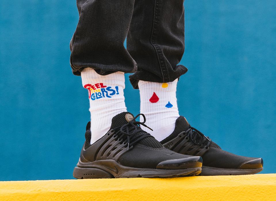 """MTN Socken """"Feel The Colors"""""""