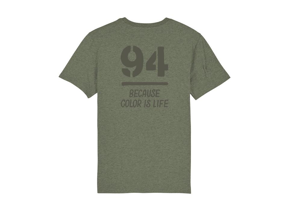"""MTN T-Shirt """"94 Green"""""""
