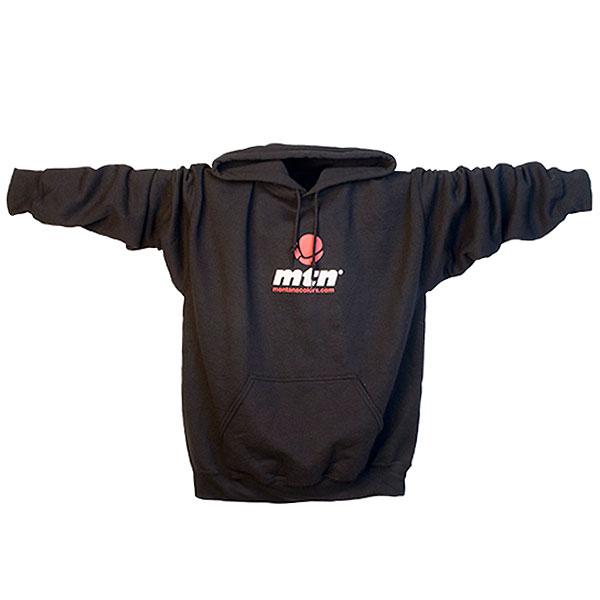 MTN CLASSIC HOODY BLACK