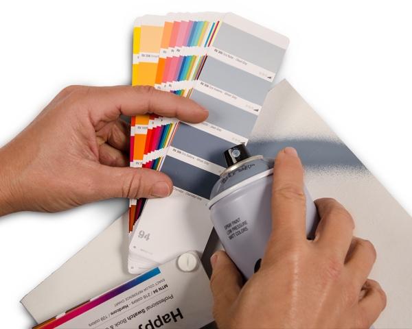 MTN SwatchBook V2 Echtfarbfächer