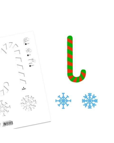 MTN Stencils Christmas 4