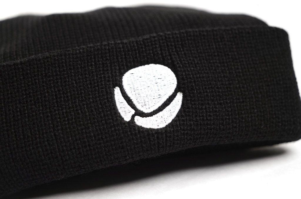 MTN Beanie Logo Black