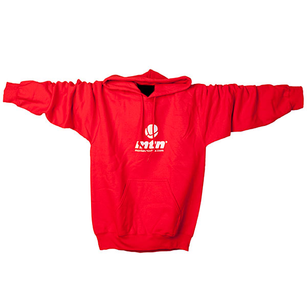 MTN CLASSIC HOODY RED