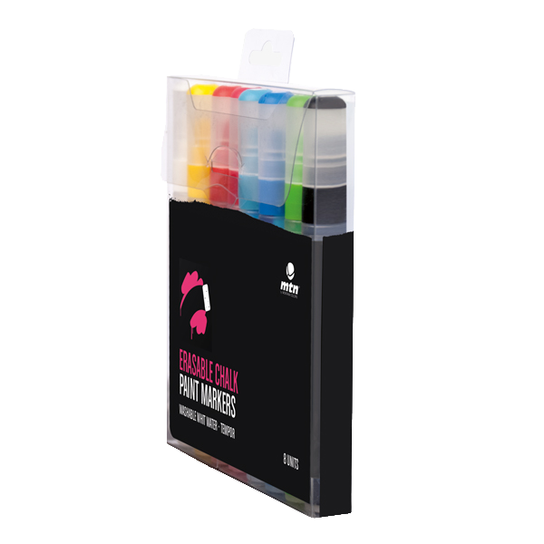 MTN PRO KREIDE-MARKER 5MM 8ER-SET BASIC