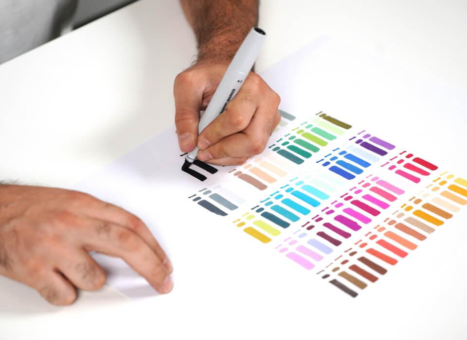 94 Graphic Marker
