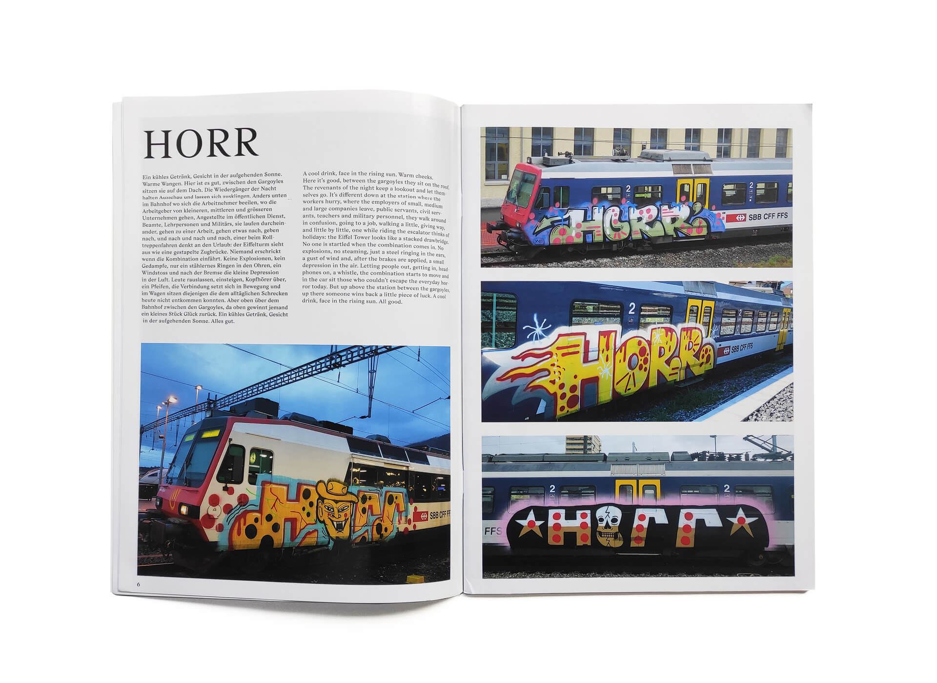 Non Stop Magazine #26
