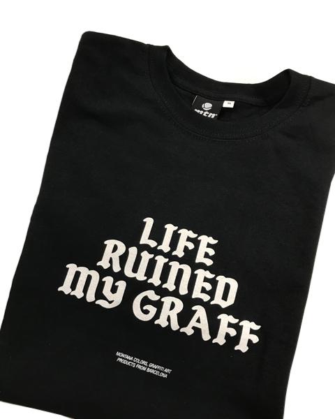 MTN T-Shirt Life Ruined My Graff