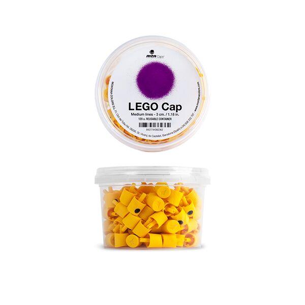 MTN Lego Caps 120 Bucket