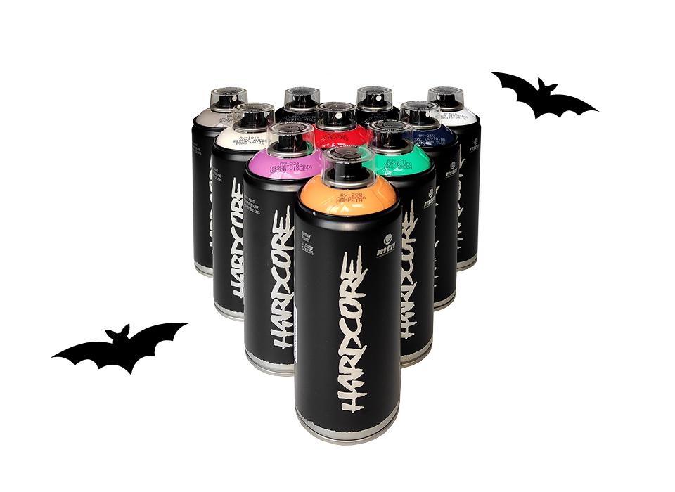 MTN Hardcore Halloween Pack