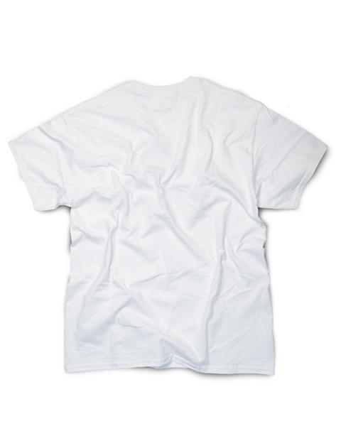 """MTN T-Shirt """"Basic Logo Front White"""""""