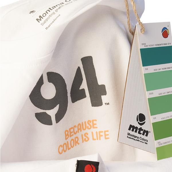 MTN T-Shirt Boy White 94