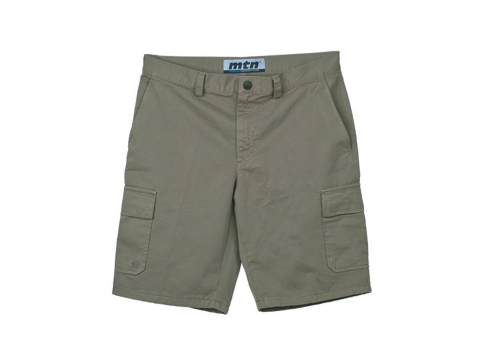 MTN Cargo Shorts Green