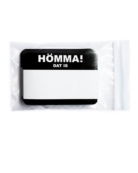 """""""Hömma!"""" Sticker"""