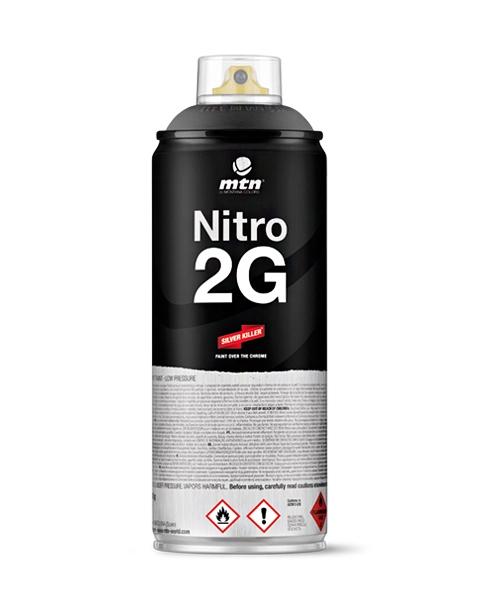 MTN Nitro 2G Black